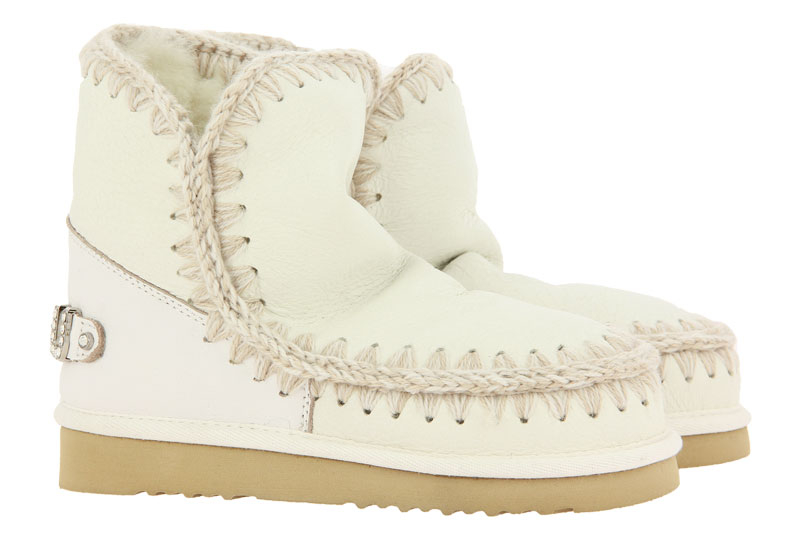 MOU Boots RUNNING ESKIMO 18 LOGO WAXI WHITE (39)