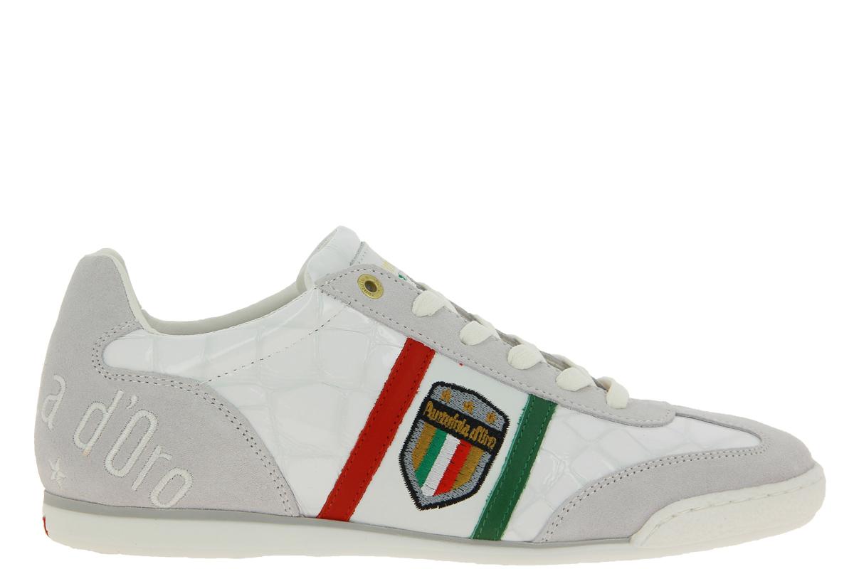 Pantofola d'Oro FORTEZZA UOMO LOW BRIGHT WHITE