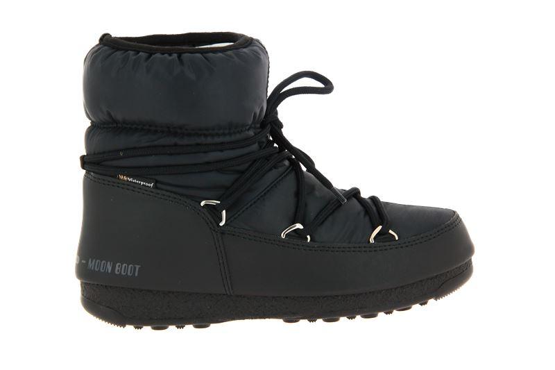 Moon Boot Snowboots LOW NYLON BLACK (38)