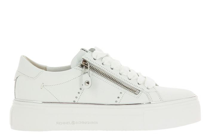 Kennel und Schmenger Sneaker BIG CALF BIANCO