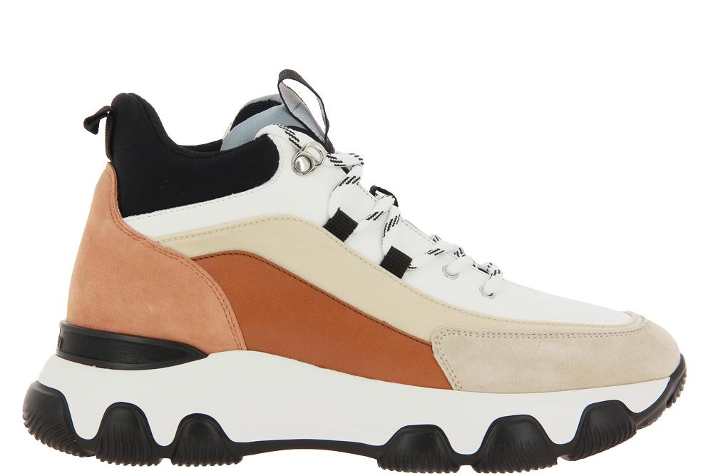 Hogan Sneaker HYPERACTIVE PEDULA BEIGE COGNAC