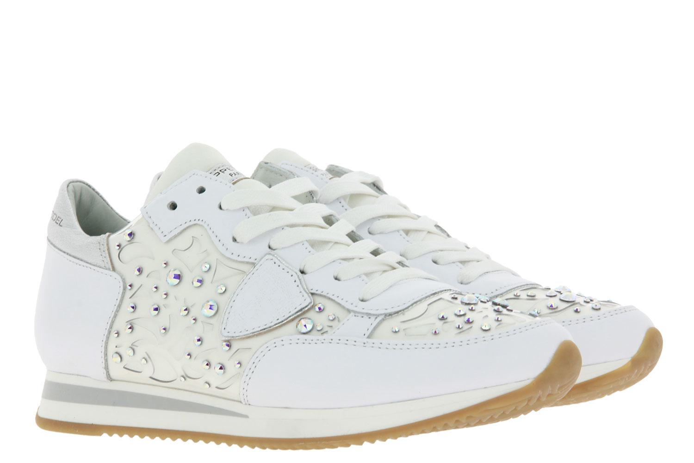 Philippe Model Sneaker TROPEZ DIAMANT BLANC (39)