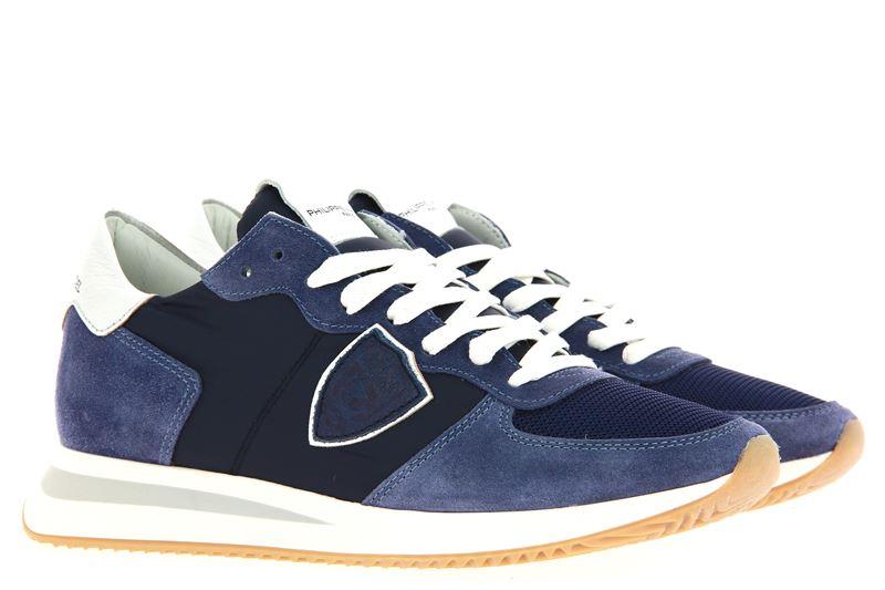 Philippe Model Sneaker TROPEZ MONDIAL BLUE (36)