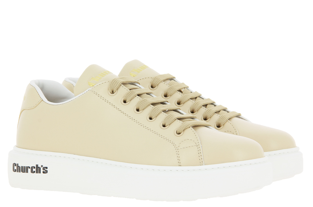 Church's Sneaker MACH 1 SOFT PINK CALF