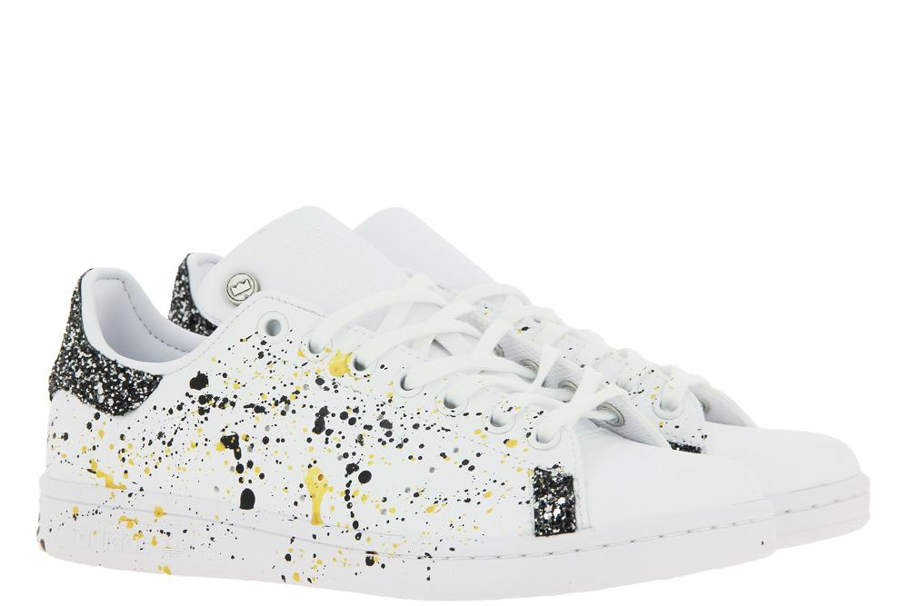 Adidas Stan Smith by BallodaSola WHITE ART. 93