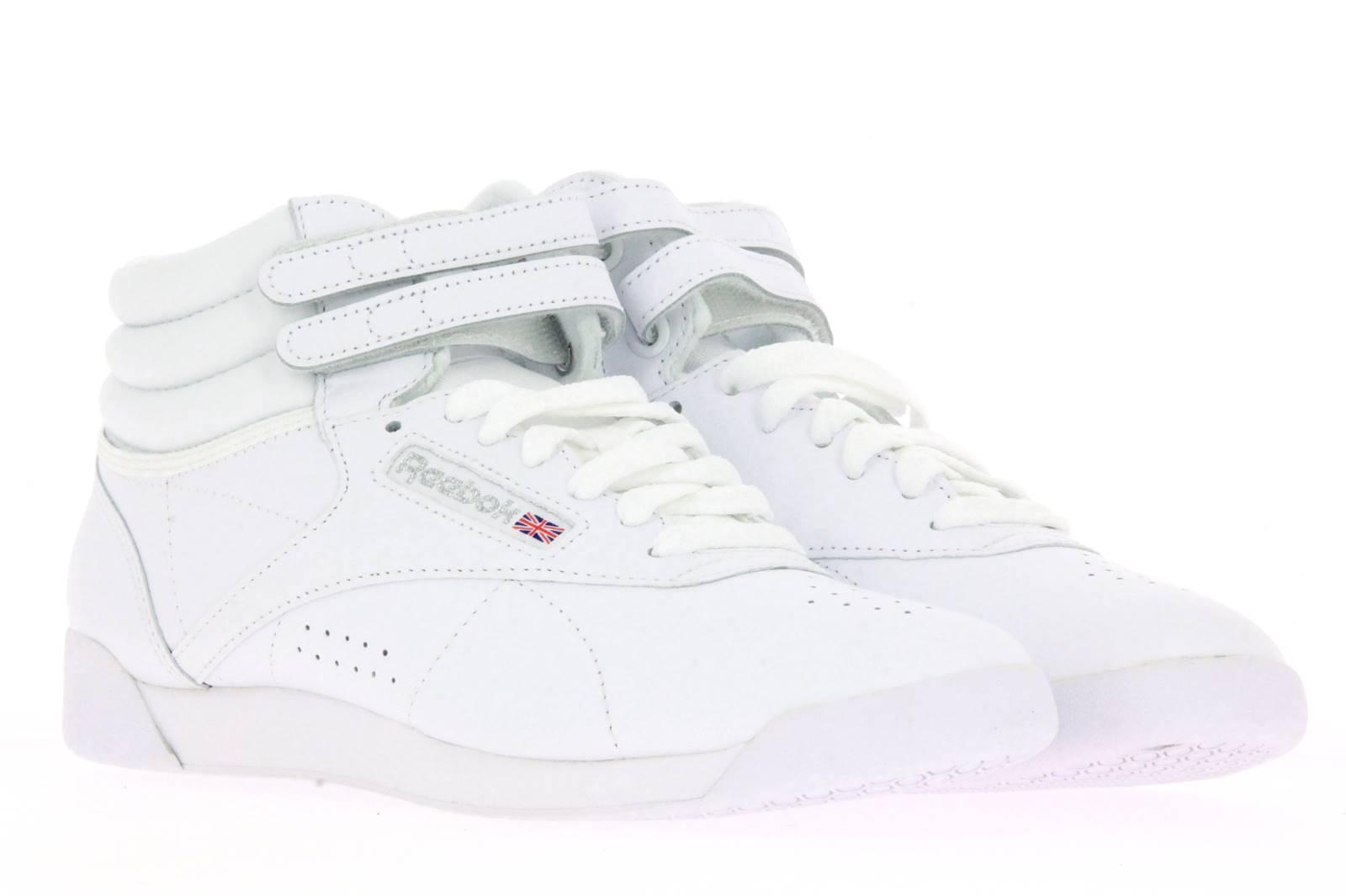 Reebok Sneaker CLASSIC WHITE SILVER  (37½)