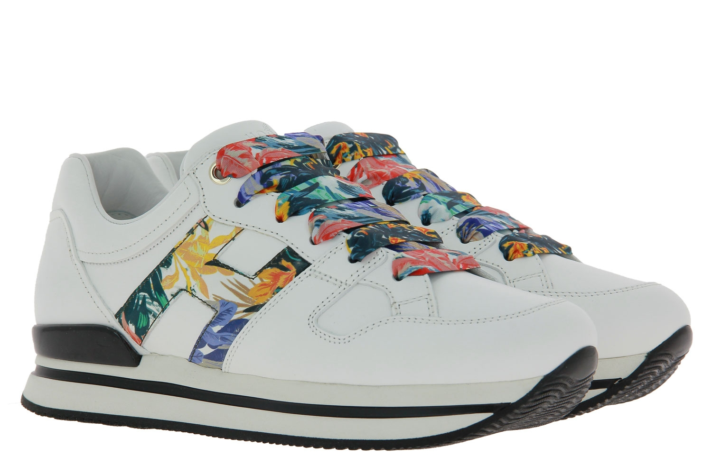 Hogan Sneaker ALLACCIATO LACCIO STAMP. BOTHANICAL (36)