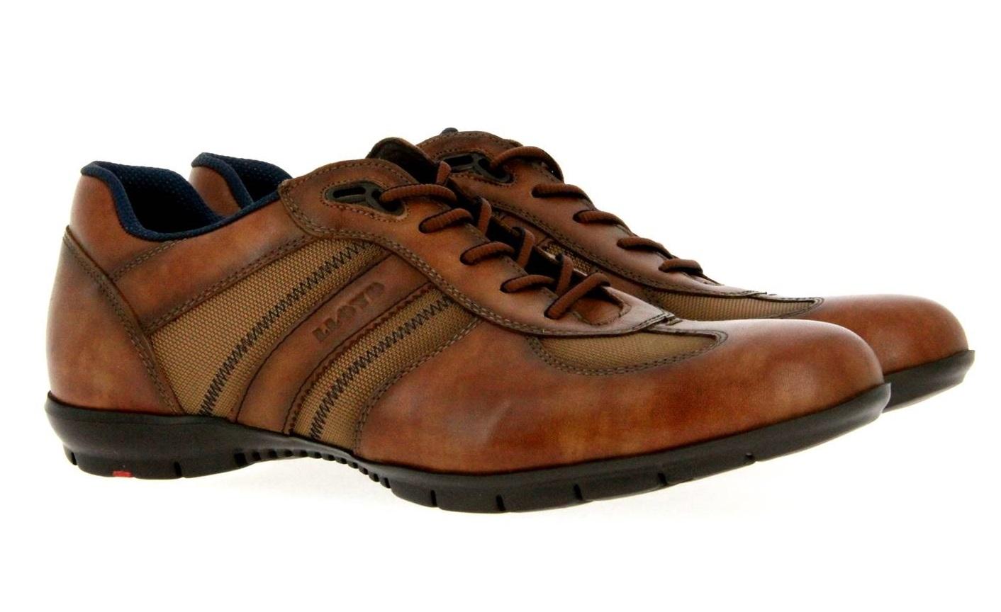 Lloyd Sneaker ARMAND NAXOS CALF KENIA COGNAC (40)