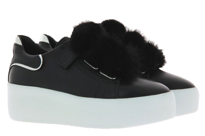 Just Another Copy Sneaker CANDY BLACK (41)