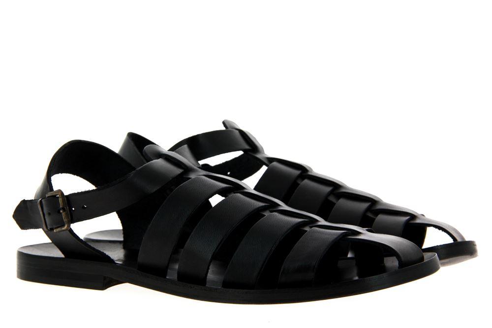 Emozioni Gladiator Sandale BLACK (44)