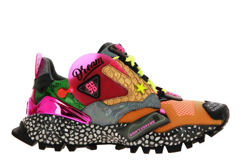 CLJD Sneaker VERNICE NAPPA ORANGE GOLD (39)