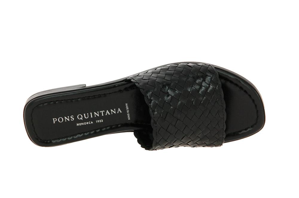 Pons Quintana Pantolette EMY NEGRO