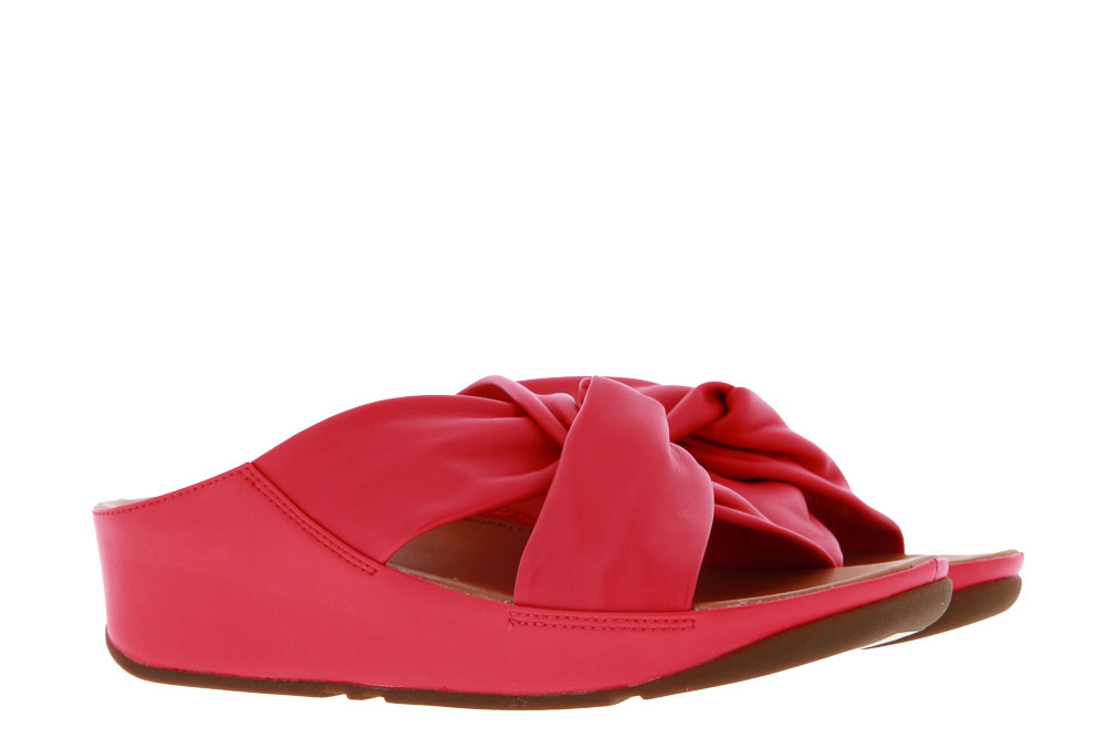 Fitflop Pantolette TWISS SLIDE PASSION RED (42)