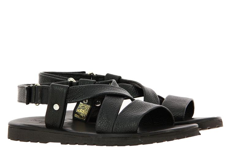 Emozioni Sandale LEATHER BLACK (43)