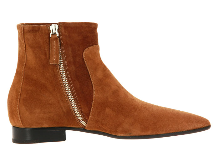 Pomme D'Or Stiefelette CAMOSCIO TOFFEE (39½)
