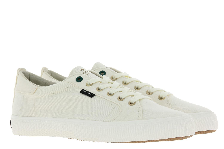 Scotch & Soda Sneaker ABRA CANVAS OFF WHITE  (46)