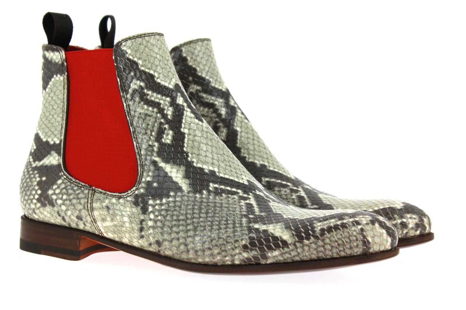 Benson's Chelsea Boot PITONE PRINT ROCCIA-37½