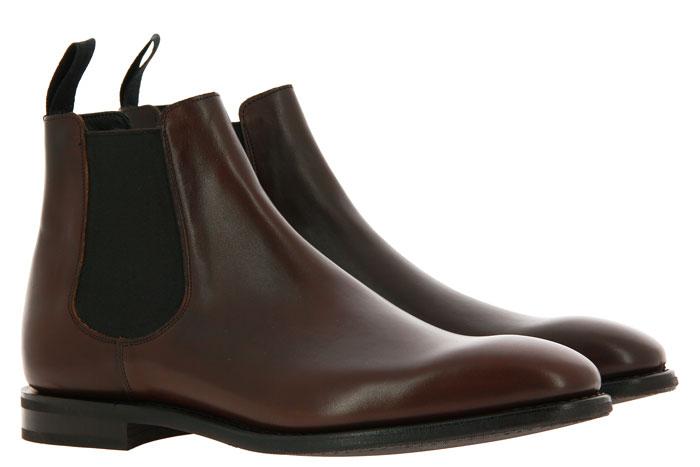 Church's Boots PRENTON NATURAL CALF EBONY (42)