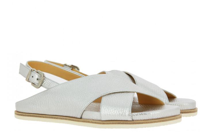 Truman's Sandale LAMINATO ARGENTO