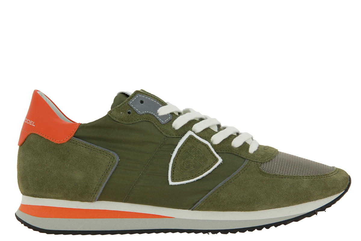 Philippe Model Sneaker LOW MAN MONDIAL