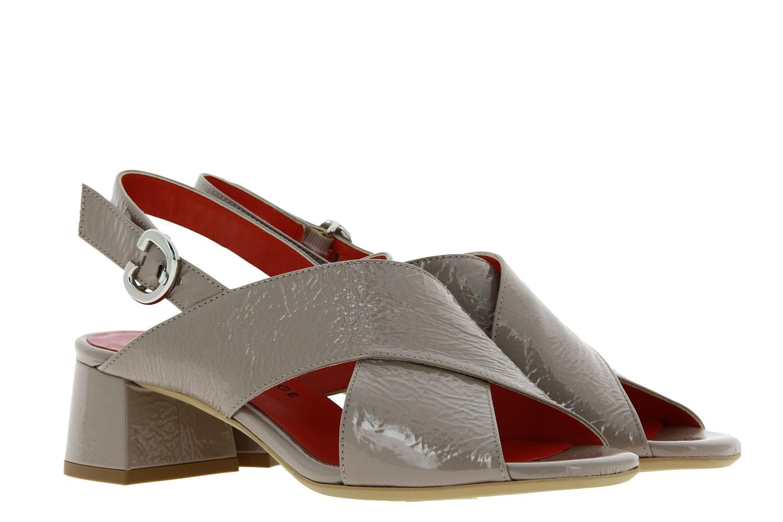 Pas de rouge Sandale FLEUR URANO AVENA (36)