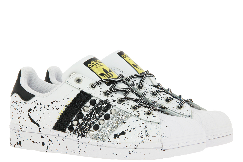 Adidas Sneaker by BallodaSola SUPERSTAR STUDS COLOR