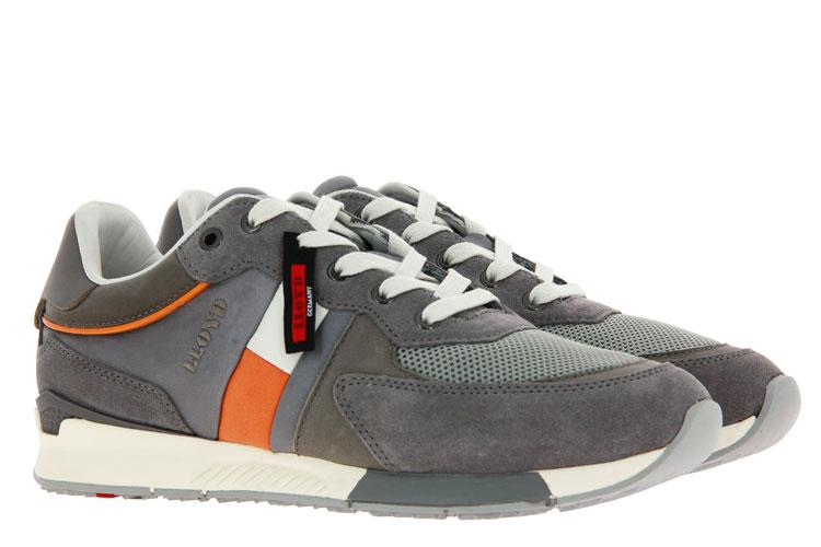 Lloyd Sneaker EGAN SUEDE MESH GREY (41)