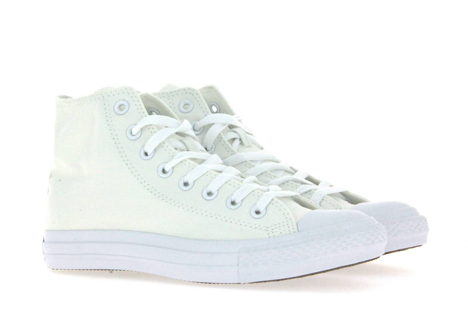 Converse All Star Chuck WHITE MONOCH  (44½)