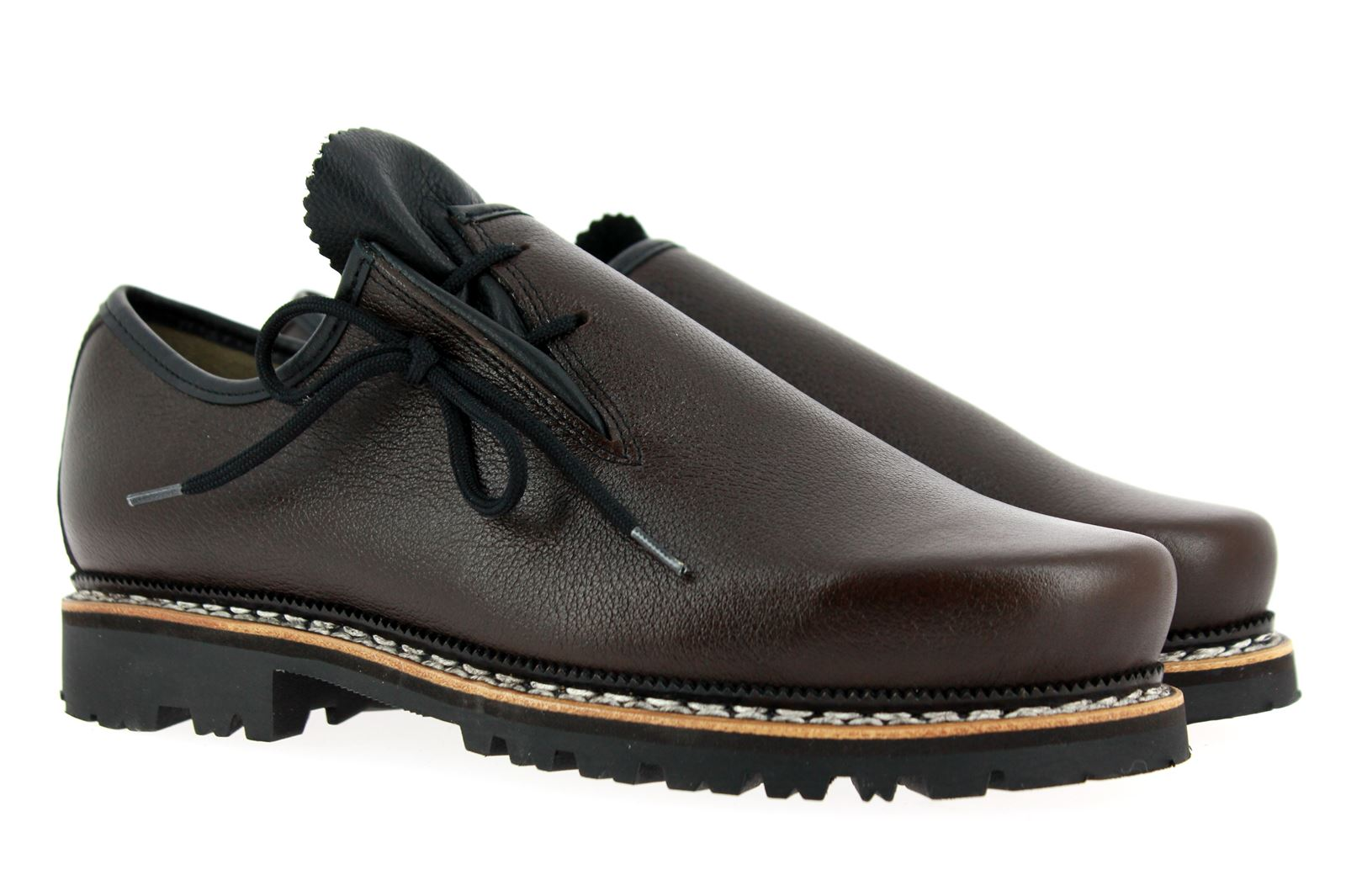 Meindl Haferlschuh MURNAU SOFT CALF BROWN (40)