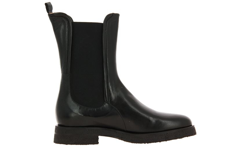 Pomme D'Or Combat Boots TABITHA GLOVE NERO (38)