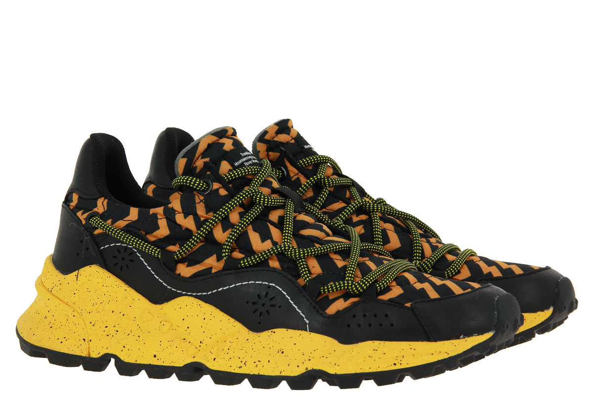 Flower Mountain Sneaker RAIKIRI MAN NYLON/CALF