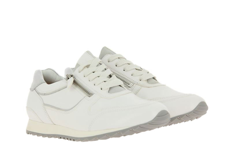 Hassia Sneaker BARCELONA H-WEITE SOFTNAPPA MILK/OFFWHITE (40½)