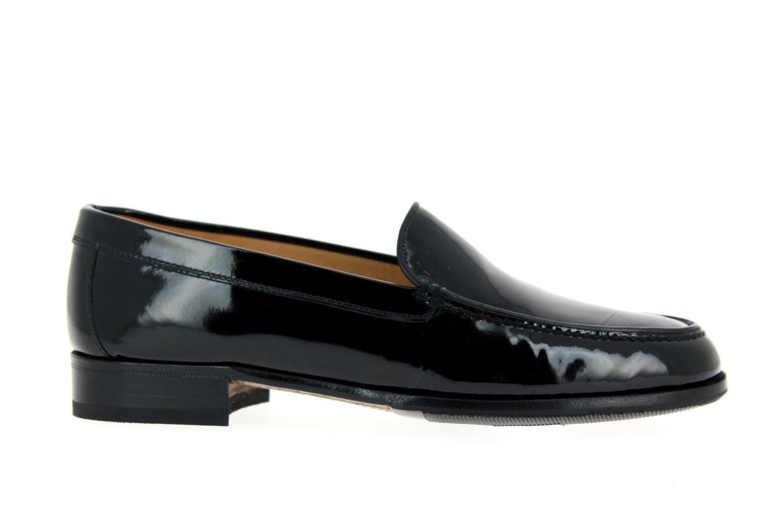 Gravati Damen- Slipper NAPPA NERO (40½)
