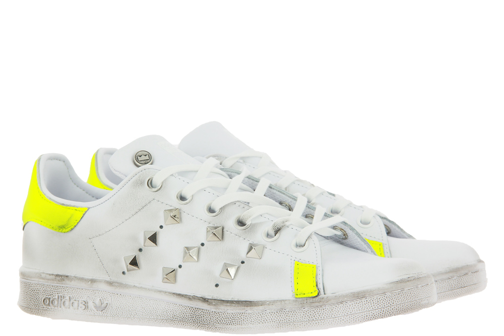 Adidas by BallodaSola Sneaker STAN SMITH  FLUO GIALLO