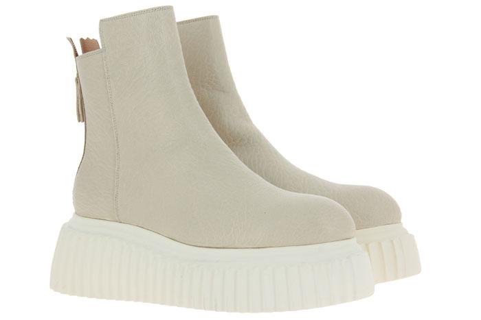 AGL Attilio Giusti Leombruni Boots MALLY NAPPA ICE MILK