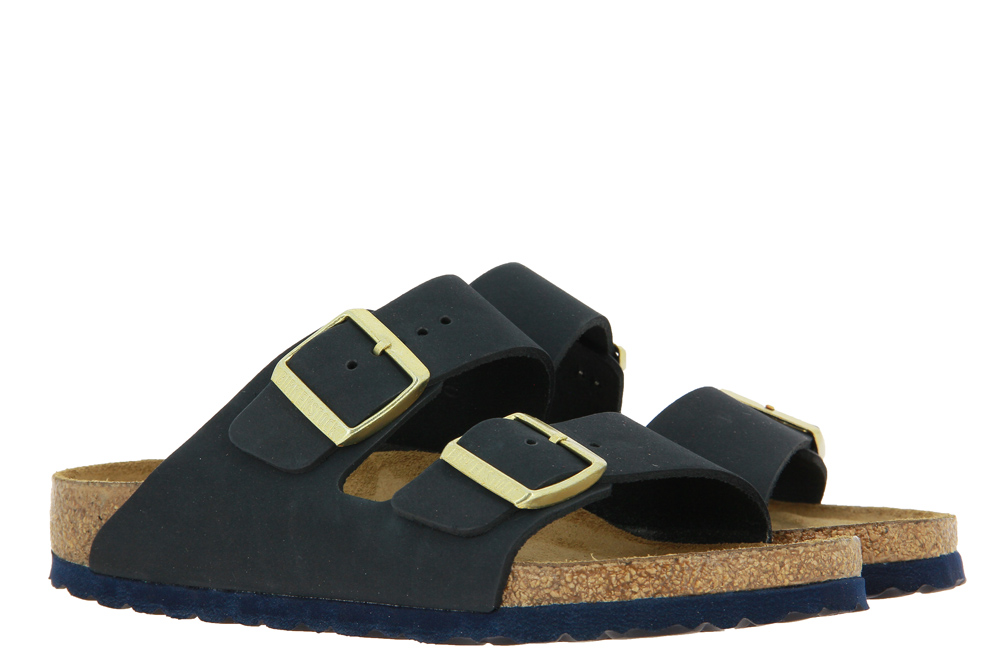 Birkenstock Sandale ARIZONA SCHMAL MIDNIGHT