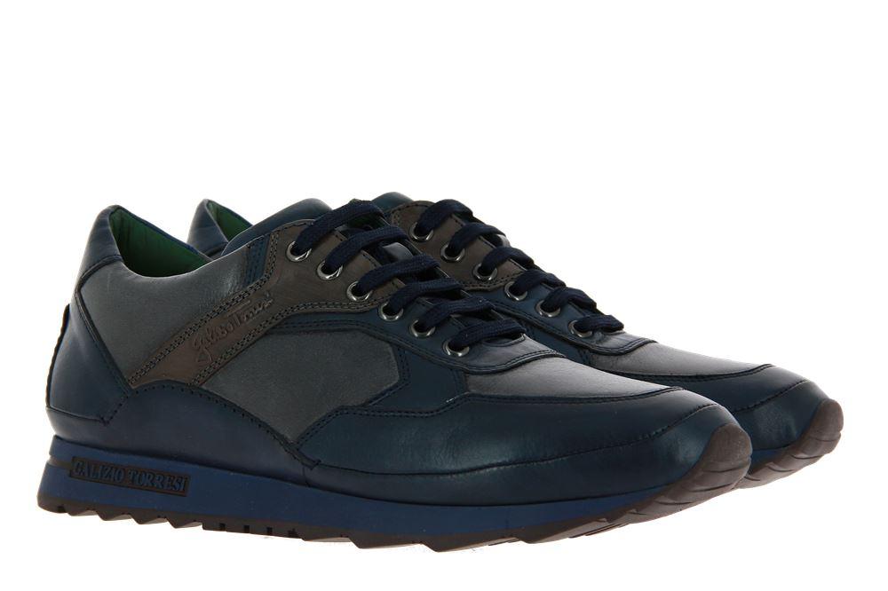Galizio Torresi Sneaker FOULARD BLUE SMOKE (40)