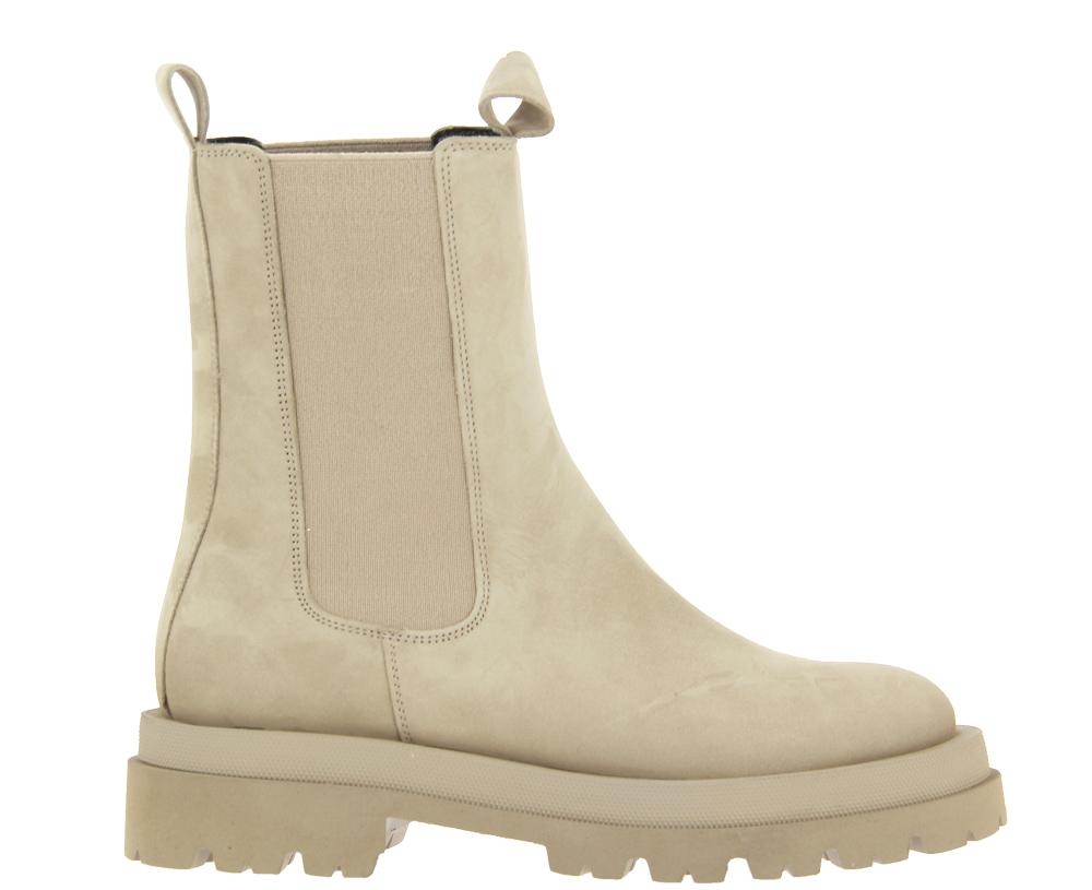 Kennel & Schmenger Boots SOFT NUBUK TAUPE STAU