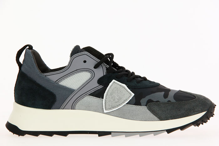 Philippe Model Sneaker ROYALE CAMOUFLAGE ANTRA (41)