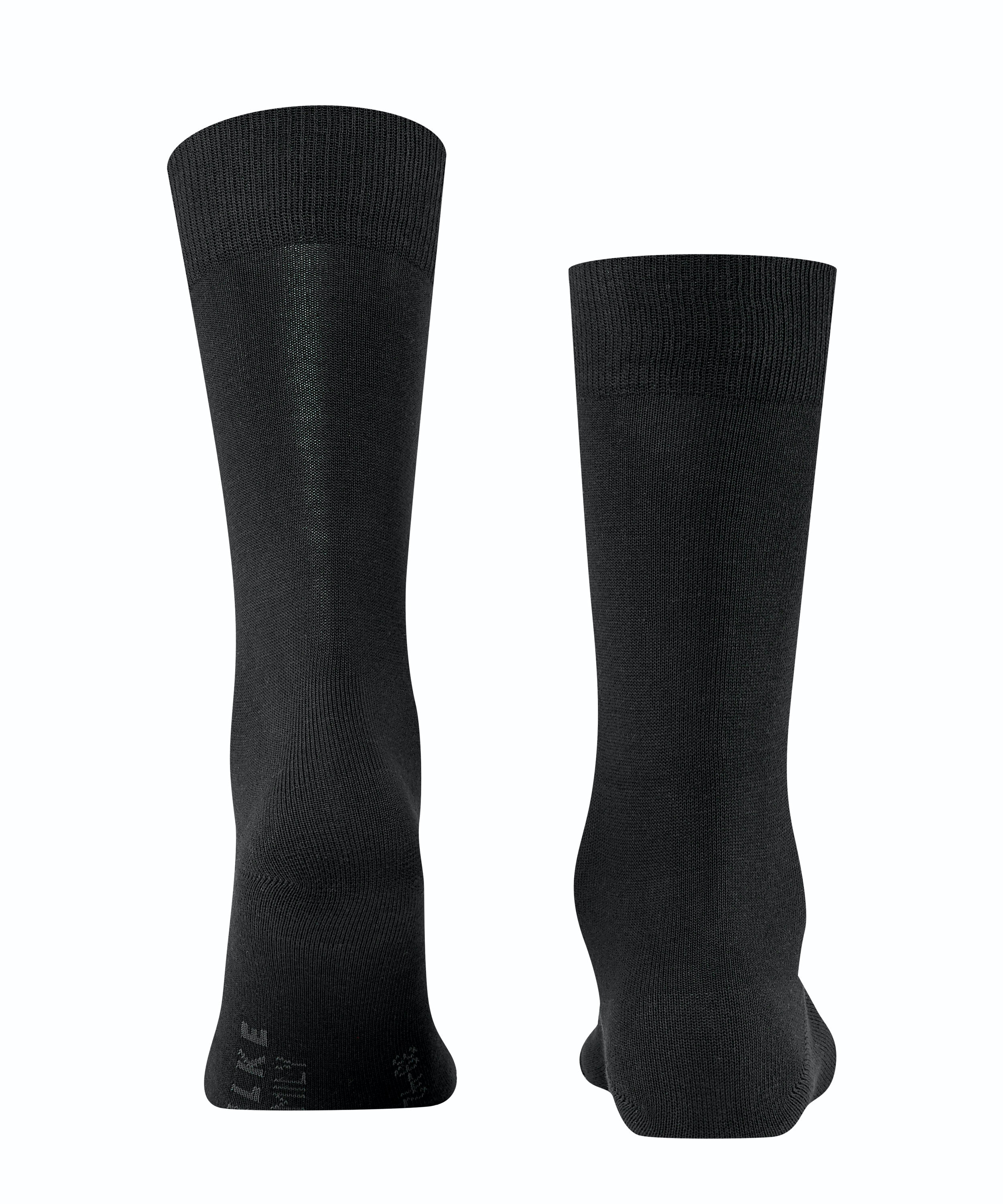 FALKE Family 3-Pack Damen Socken BLACK