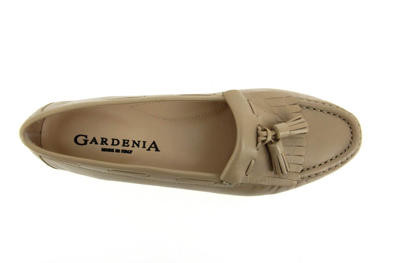 Gardenia Mokassin NAPPA MALTO  (39½)