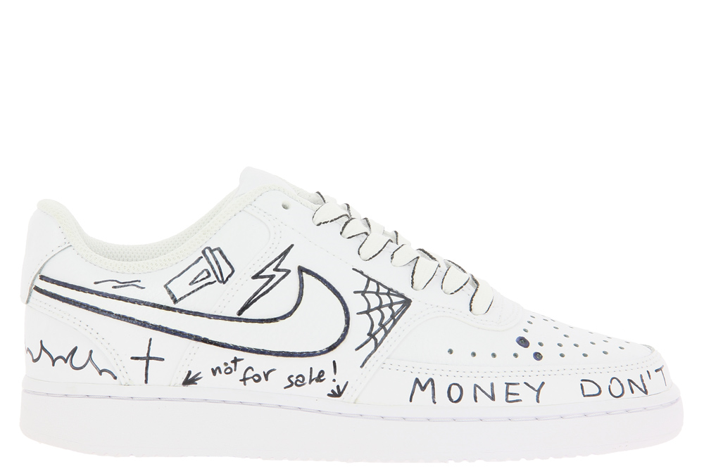 Nike by BallodaSola Sneaker YELLOW EYES