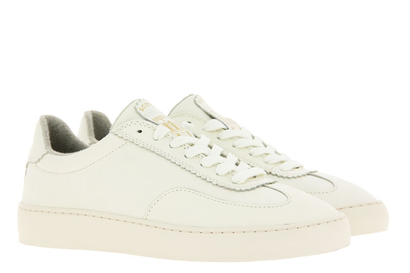 Scotch & Soda Sneaker PLAKKA LEATHER OFFWHITE (42)