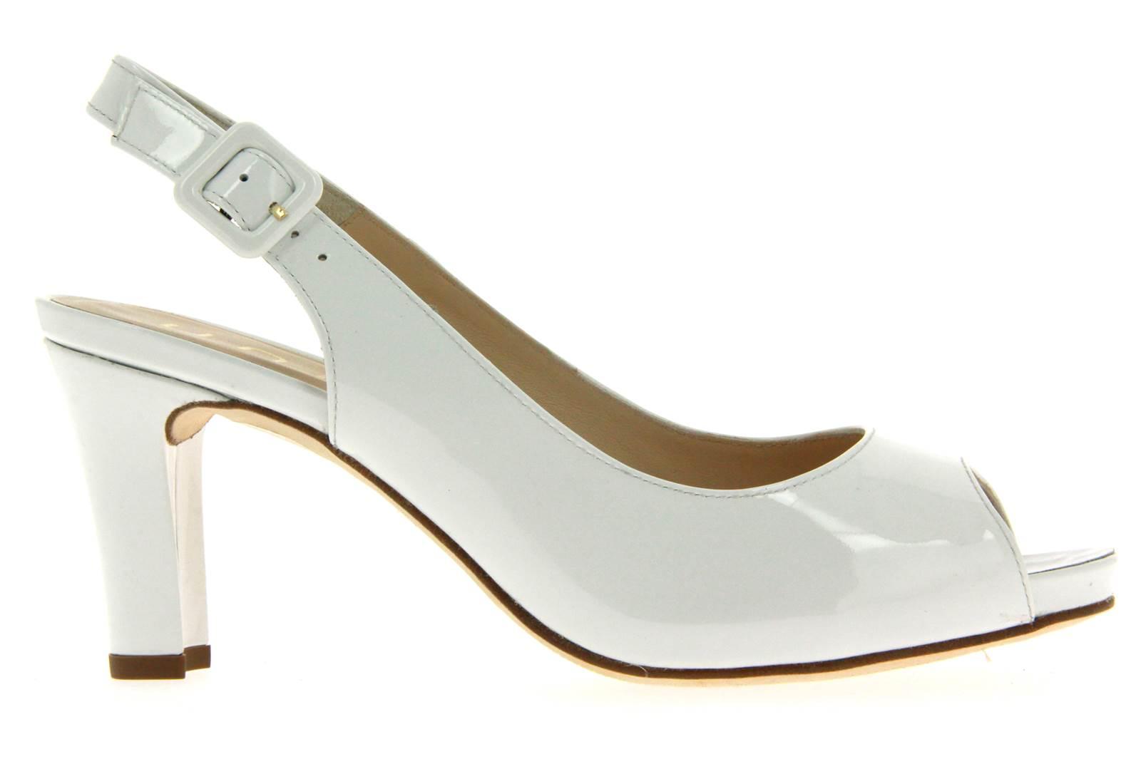 Unisa Sandale ONA WHITE PATENT (41)
