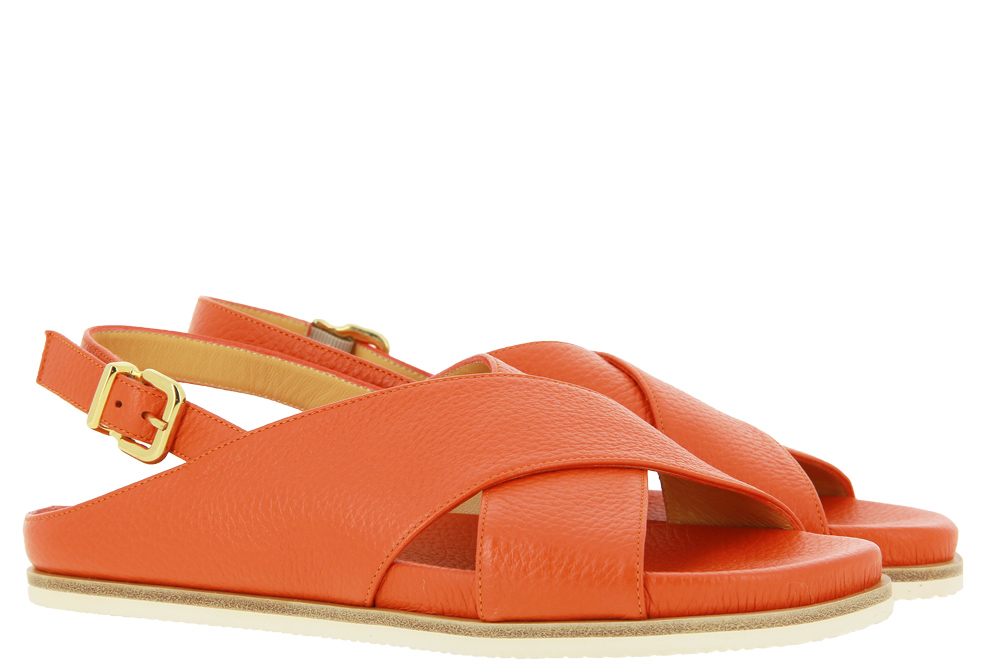 Truman's Sandale CERVO ARANCIO