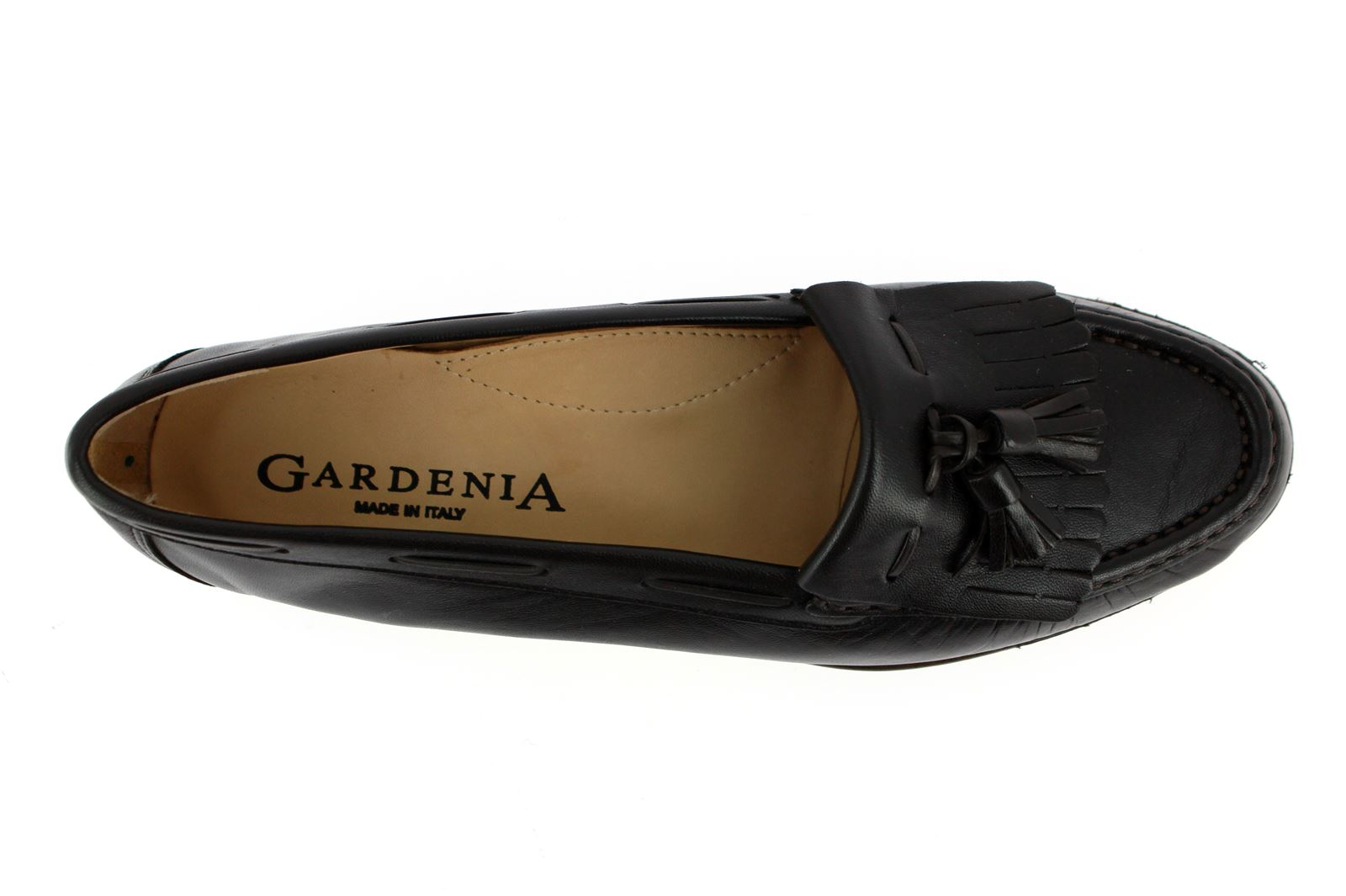 Gardenia Mokassin NAPPA MORO (38½)