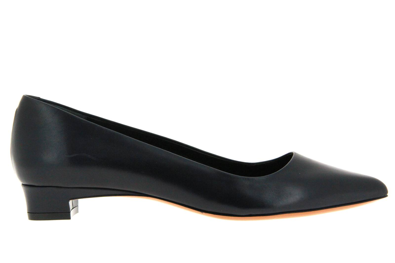 De Robert Pumps VITELLO BLUE (37½)