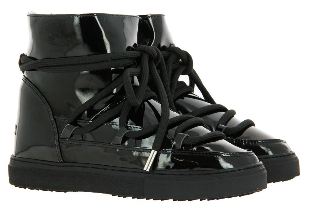INUIKII Sneaker Boots gefüttert RAIN BLACK