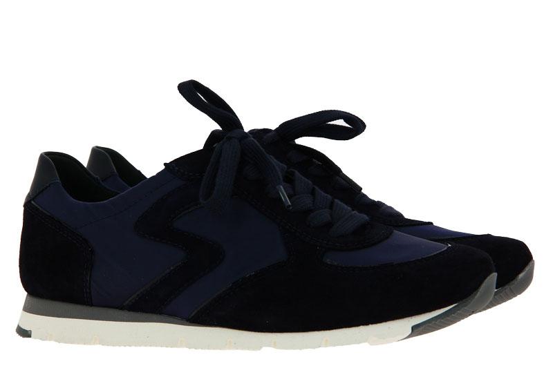 Semler Sneaker ROSA SAMT-CHEVRO TEXTIL MIDNIGHT OCEAN (35½)