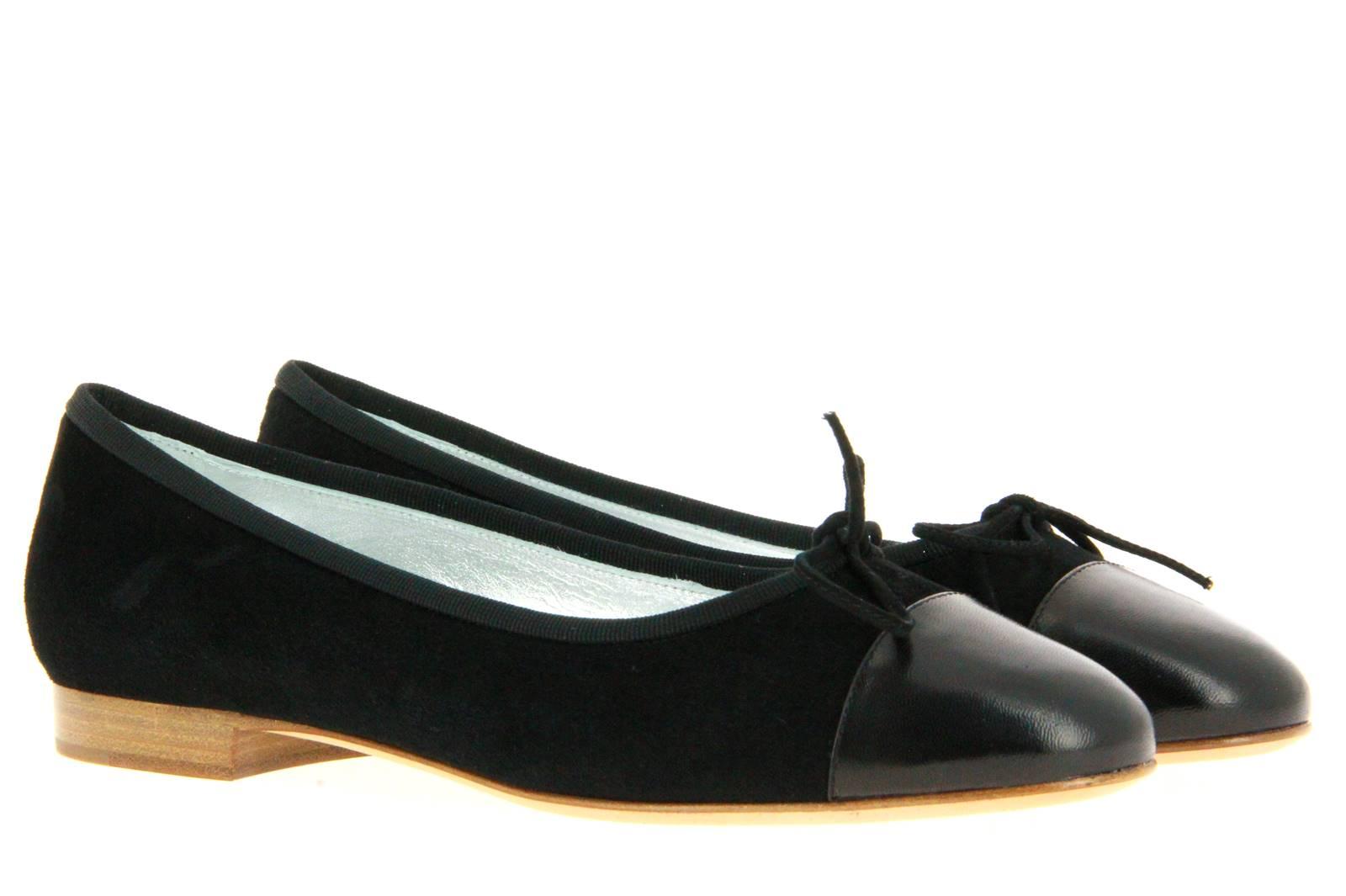 Unützer Ballerina NAPPA NERA NERO (39½)